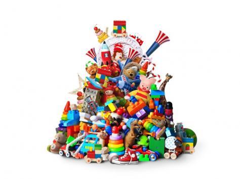 Vente de jouets à prix discount
